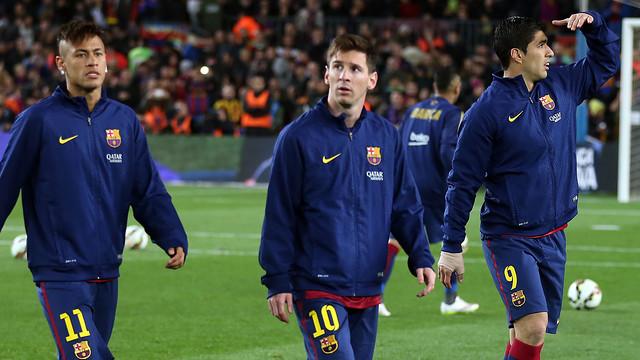 Así vivió Messi la previa del Clásico FC Barcelona – Real Madrid