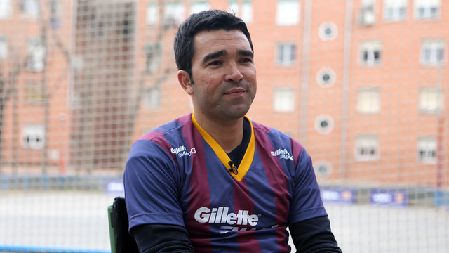 Deco: «Messi es el jugador que marca la diferencia»