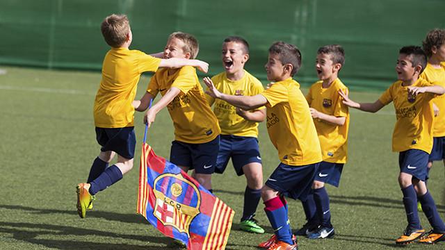 Ya está aquí el IV Torneo Internacional FCBEscola