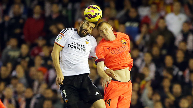 El Barça-Valencia, el sábado 18 a las 16 horas