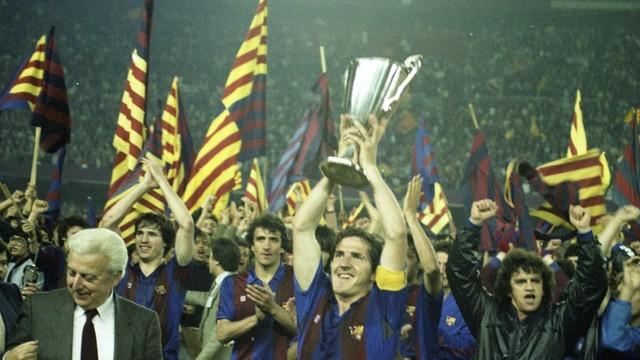 El Camp Nou ha acogido ocho finales de cuatro competiciones