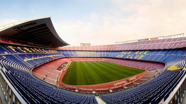 Camp Nou, sede de la final de la Copa entre Barça y Athletic Club