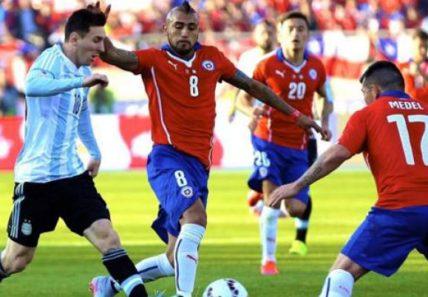 Argentina y Chile jugarán los cuartos de final de la Copa América