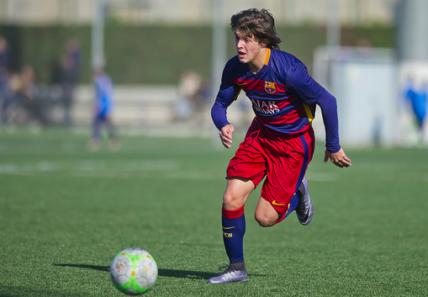 Los goles más destacados del fútbol formativo azulgrana