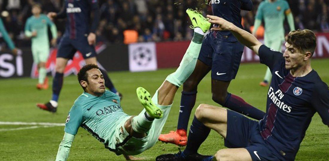 La Champions se complica para el Barça en París