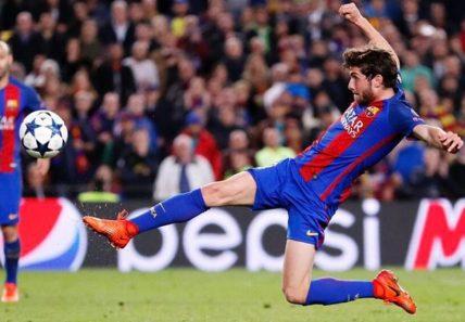 Histórica remontada del Barcelona ante el PSG