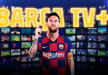 Los peñistas de PBCC disfrutan de un 50% de descuento para suscribirse a Barça TV